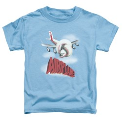 Airplane - Toddlers Logo T-Shirt