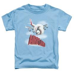 Airplane - Toddlers Logo T-Shirt