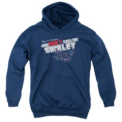 Airplane - Youth Dont Call Me Shirley Pullover Hoodie