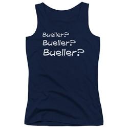 Ferris Buellers Day Off - Juniors Bueller? Tank Top