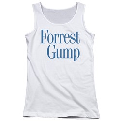 Forrest Gump - Juniors Logo Tank Top
