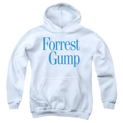 Forrest Gump - Youth Logo Pullover Hoodie
