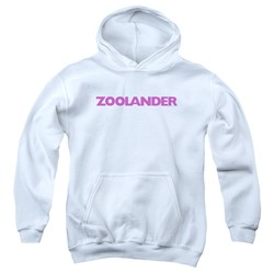 Zoolander - Youth Logo Pullover Hoodie