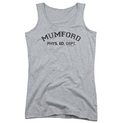 Beverly Hills Cop - Juniors Mumford Tank Top