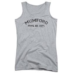 Beverly Hills Cop - Juniors Mumford Tank Top
