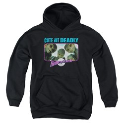 Galaxy Quest - Youth Cute But Deadly Pullover Hoodie