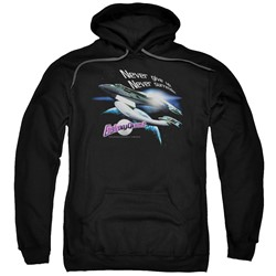 Galaxy Quest - Mens Never Surrender Pullover Hoodie