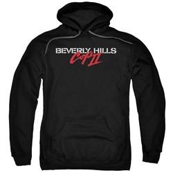 Beverly Hills Cop Ii - Mens Logo Pullover Hoodie