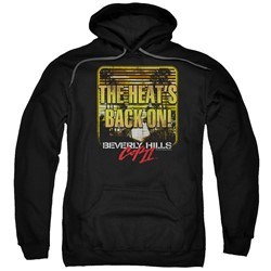 Beverly Hills Cop Iii - Mens The Heats Back On Pullover Hoodie