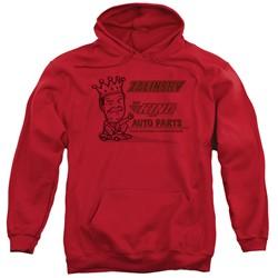 Tommy Boy - Mens Zalinsky Auto Pullover Hoodie