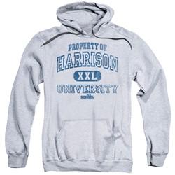 Old School - Mens Property Of Harrison Pullover Hoodie