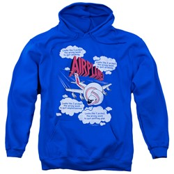 Airplane - Mens Picked The Wrong Day Pullover Hoodie