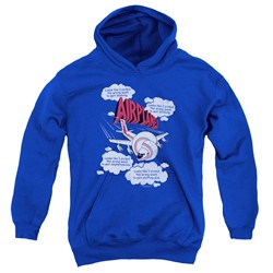 Airplane - Youth Picked The Wrong Day Pullover Hoodie