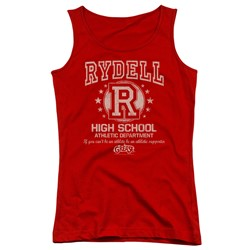 Grease - Juniors Rydell High Tank Top