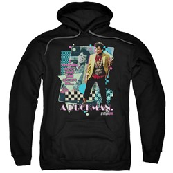 Pretty In Pink - Mens A Duckman Pullover Hoodie