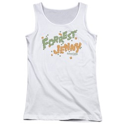 Forrest Gump - Juniors Peas And Carrots Tank Top