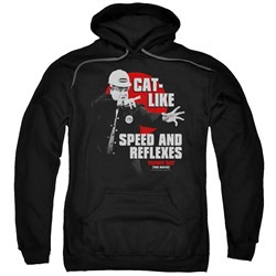 Tommy Boy - Mens Cat Like Pullover Hoodie