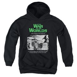 War Of The Worlds - Youth Attack People Poster Pullover Hoodie