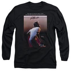 Footloose - Mens Poster Long Sleeve T-Shirt