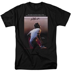 Footloose - Mens Poster T-Shirt