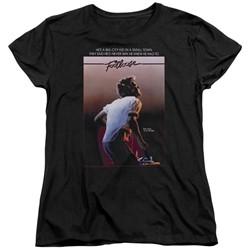 Footloose - Womens Poster T-Shirt