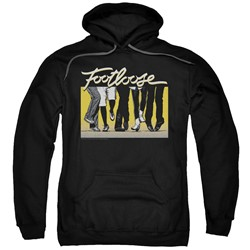 Footloose - Mens Dance Party Pullover Hoodie
