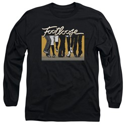 Footloose - Mens Dance Party Long Sleeve T-Shirt