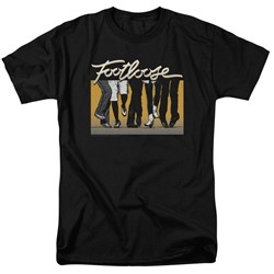 Footloose - Mens Dance Party T-Shirt