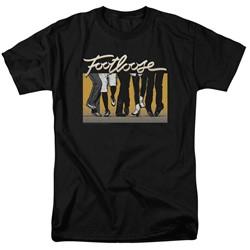 Footloose - Mens Dance Party T-Shirt