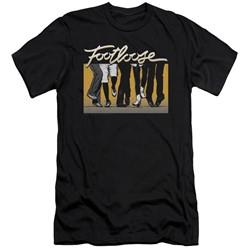 Footloose - Mens Dance Party Slim Fit T-Shirt