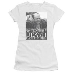 Princess Bride - Womens Sicilian T-Shirt