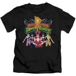 Power Rangers - Little Boys Rangers Unite T-Shirt