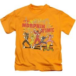Power Rangers - Little Boys Morphin Time T-Shirt