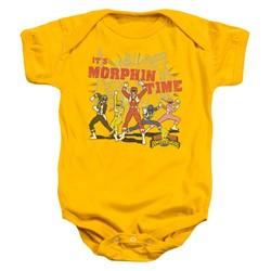 Power Rangers - Toddler Morphin Time Onesie