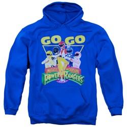Power Rangers - Mens Go Go Pullover Hoodie