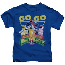Power Rangers - Little Boys Go Go T-Shirt