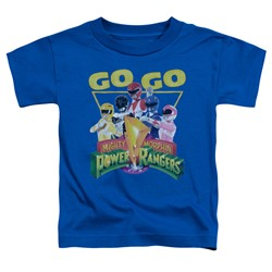 Power Rangers - Toddlers Go Go T-Shirt