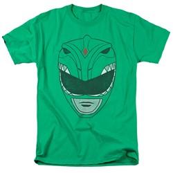 Power Rangers - Mens Green Ranger T-Shirt