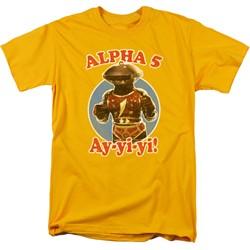 Power Rangers - Mens Alpha 5 T-Shirt