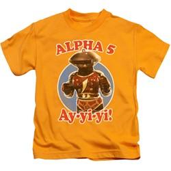 Power Rangers - Little Boys Alpha 5 T-Shirt