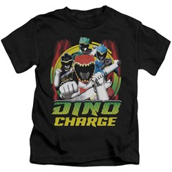 Power Rangers - Little Boys Dino Lightning T-Shirt