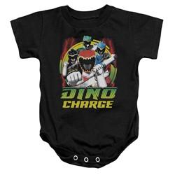 Power Rangers - Toddler Dino Lightning Onesie