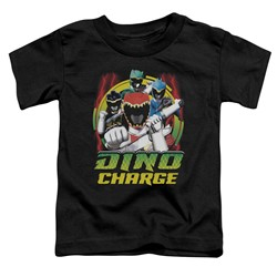 Power Rangers - Toddlers Dino Lightning T-Shirt