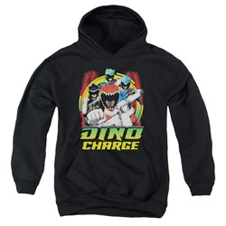 Power Rangers - Youth Dino Lightning Pullover Hoodie