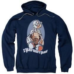 Popeye - Mens I Yams Pullover Hoodie