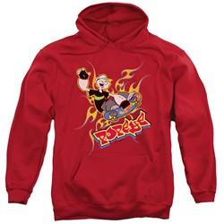 Popeye - Mens Get Air Pullover Hoodie