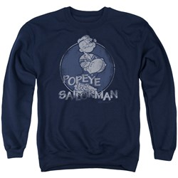 Popeye - Mens Original Sailorman Sweater