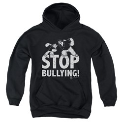 Popeye - Youth Stop Bullying Pullover Hoodie