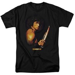 Rambo Iii - Mens Blood Lust T-Shirt