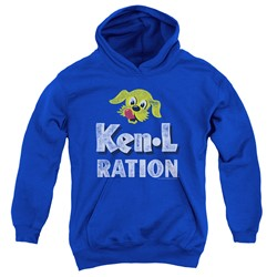 Ken L Ration - Youth Distressed Logo Pullover Hoodie